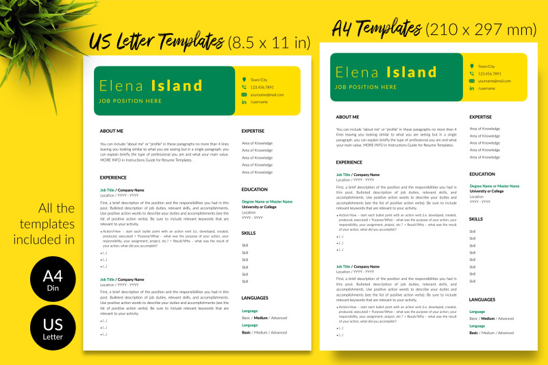 creative-resume-template-for-microsoft-word-amp-apple-pages-elena-island