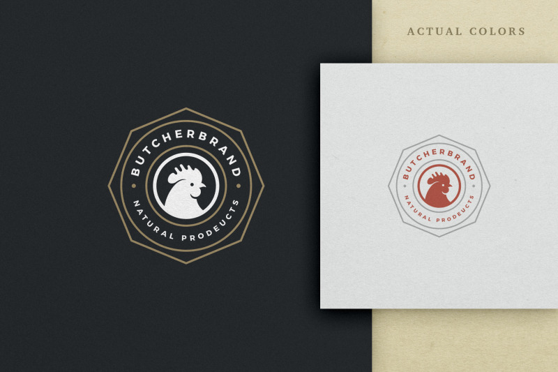 butcher-brand-vector-design-template