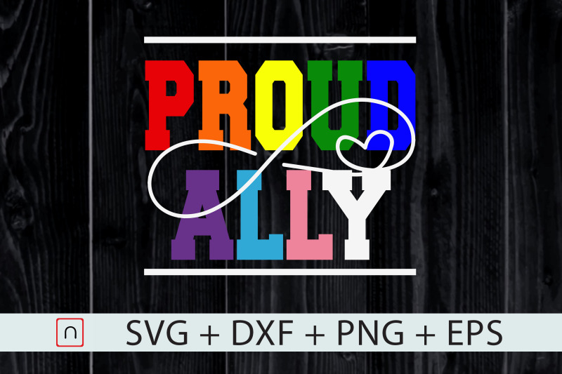 proud-ally-svg-lgbtq-svg-lgbtq-colorful