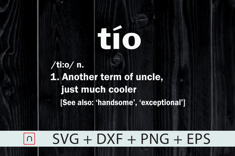 tio-definition-fathers-day-spanish-uncle