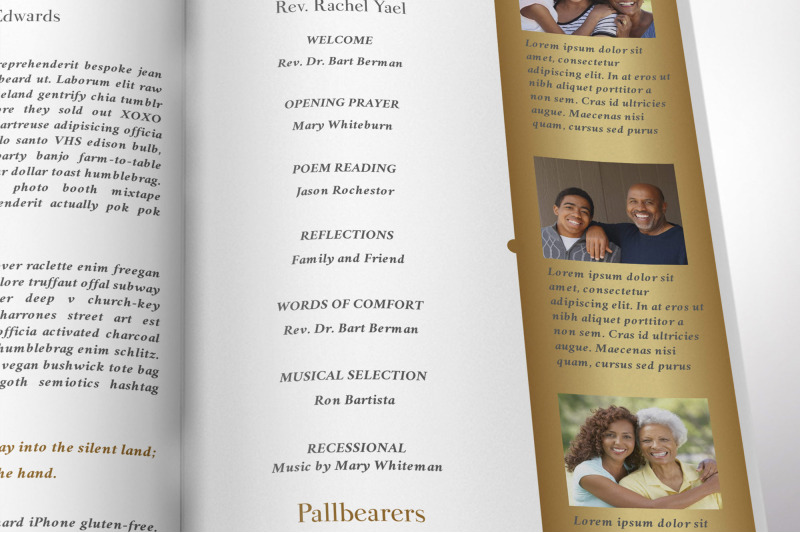 remember-gold-funeral-program-word-publisher-template