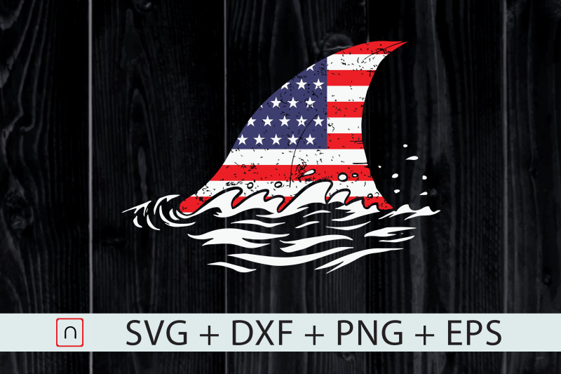 usa-flag-shark-for-patriotic-4th-of-july