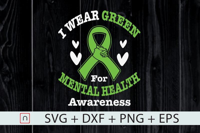 i-wear-green-for-mental-health