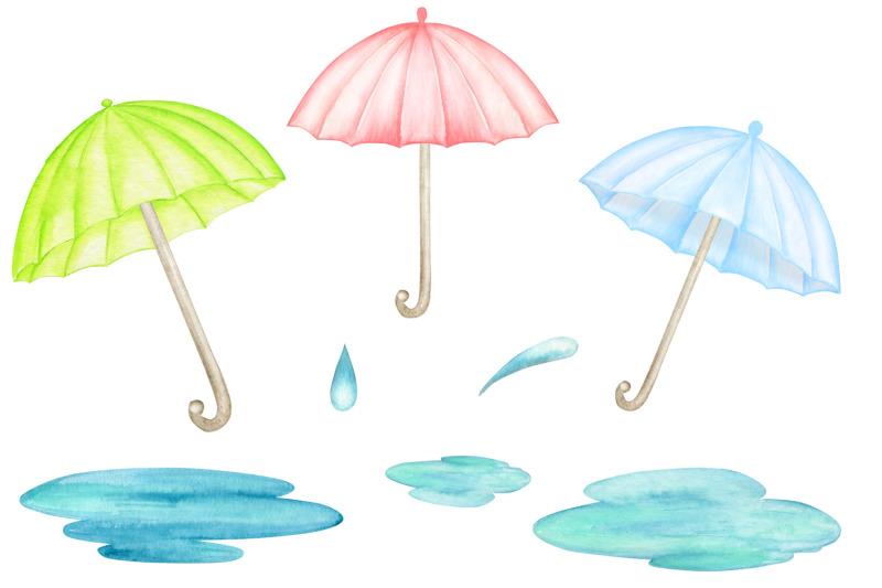 watercolor-weather-clipart-amp-quot-weather-clip-art-amp-quot-tropical-animals-clipa