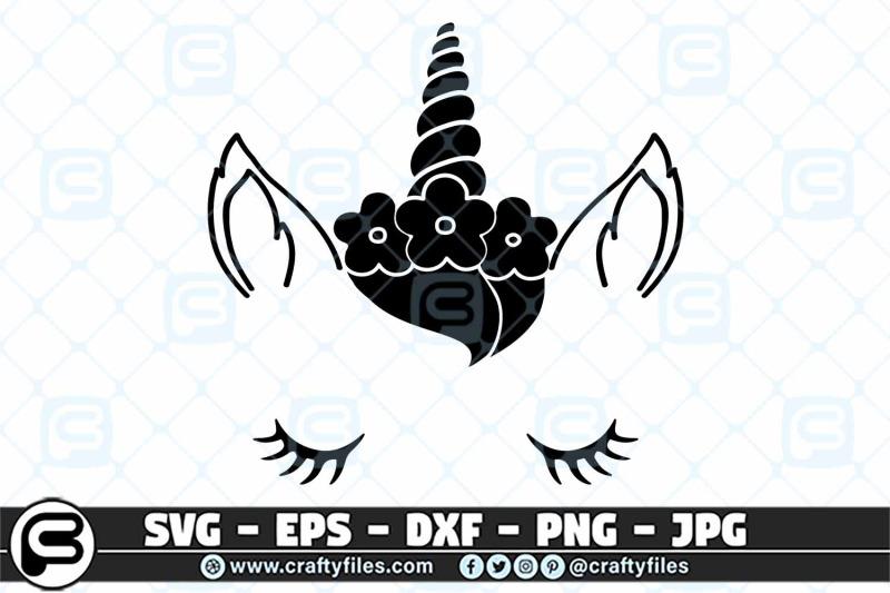 unicorn-face-svg-unicorn-svg-cute-unicorn-svg-cut-files
