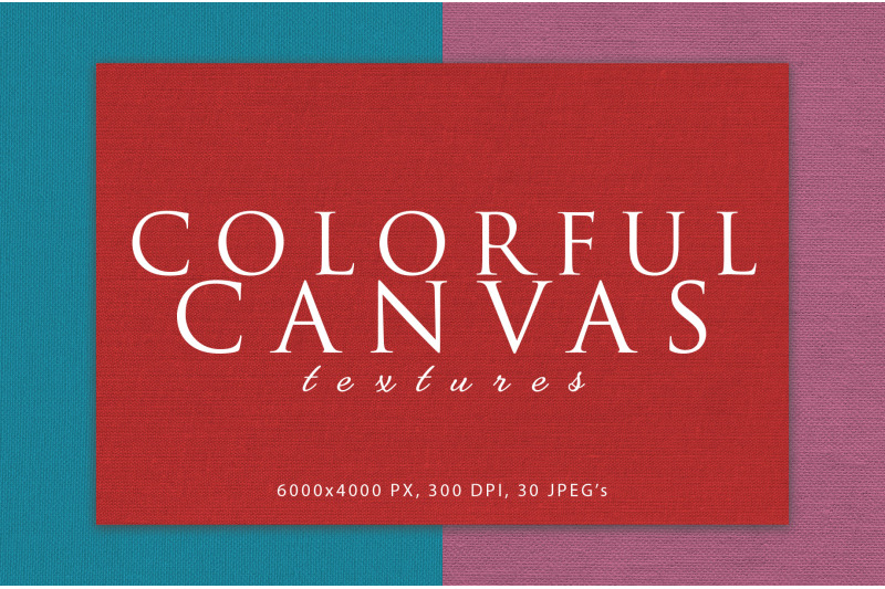 colorful-canvas-textures