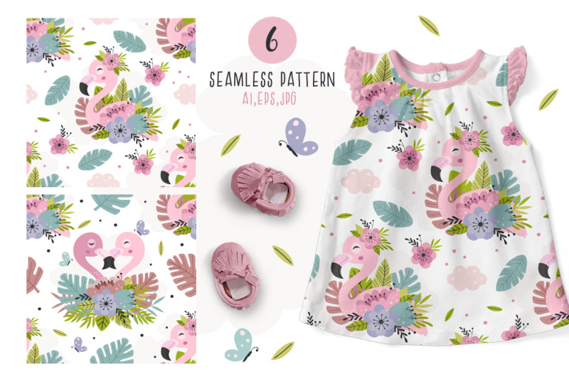 floral-flamingo-collection