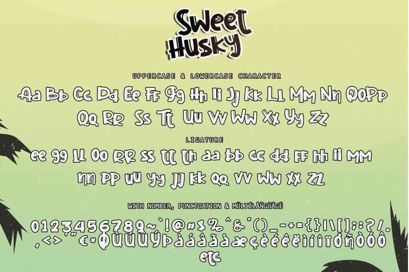 sweet-husky