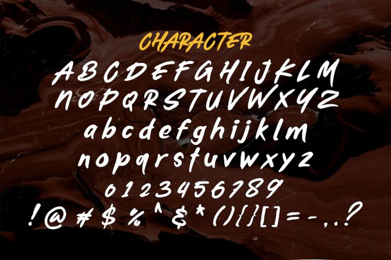 mortal-wave-dry-brush-font