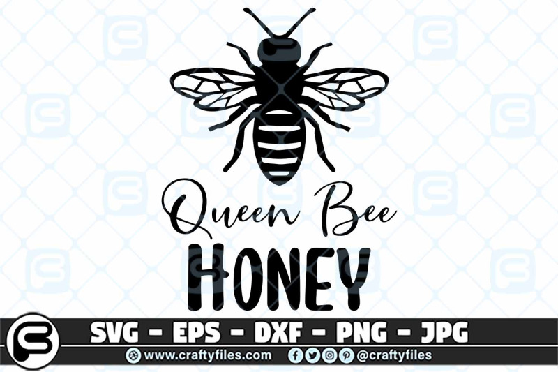 queen-bee-honey-svg-cut-file-bee-svg-honey-svg
