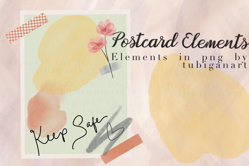 keep-safe-postcard-elements