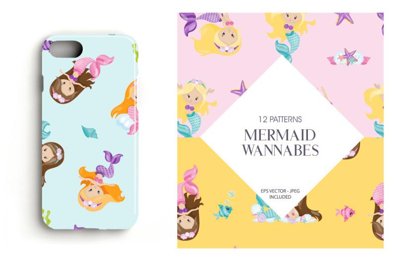 mermaid-wannabes