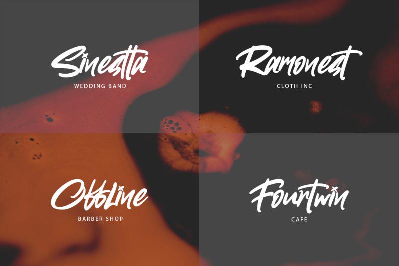 toothless-brush-font