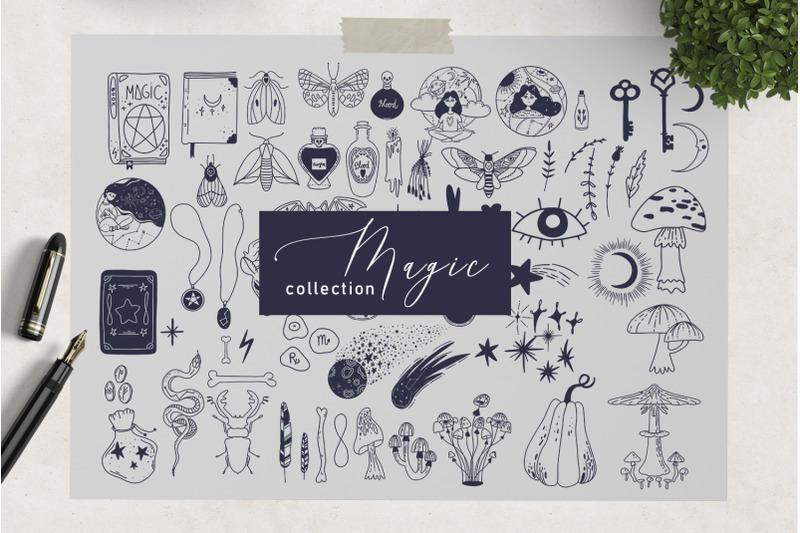 magic-vector-collection