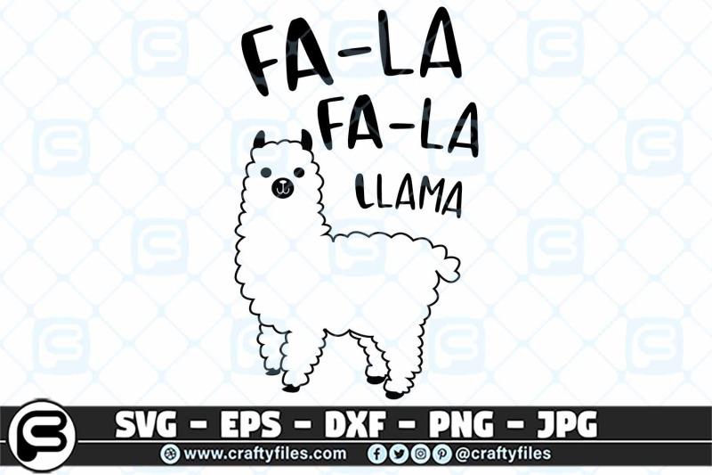 fala-fala-llama-svg-llama-svg-cut-files-llama-mama