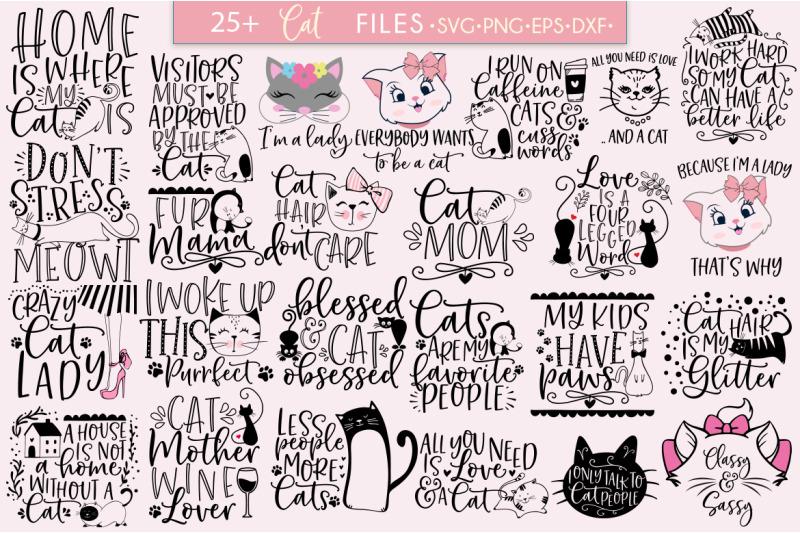 cat-svg-bundle