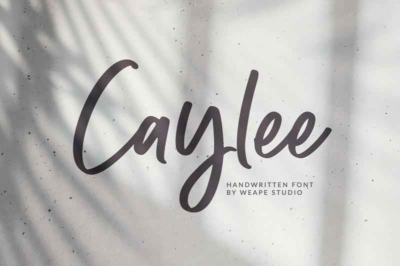 caylee-script