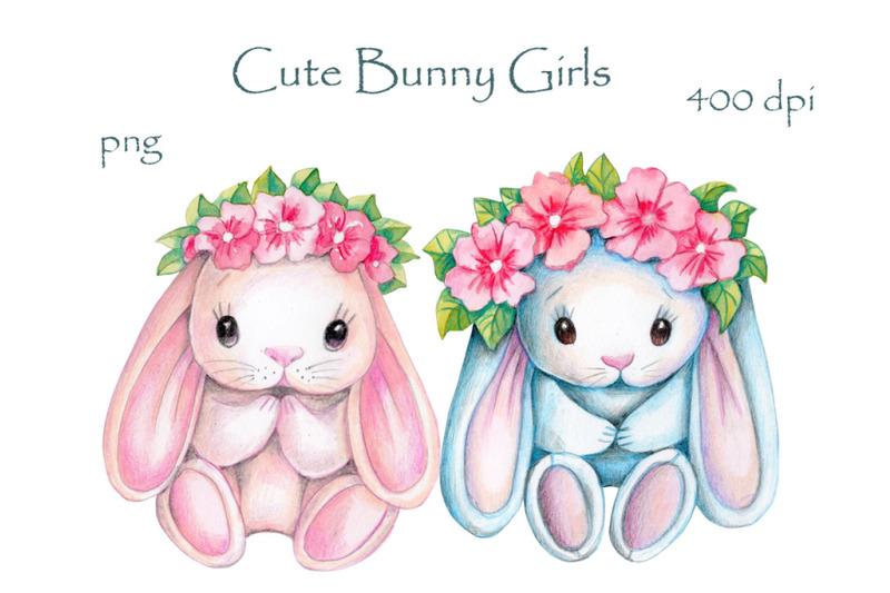 cute-bunny-girls