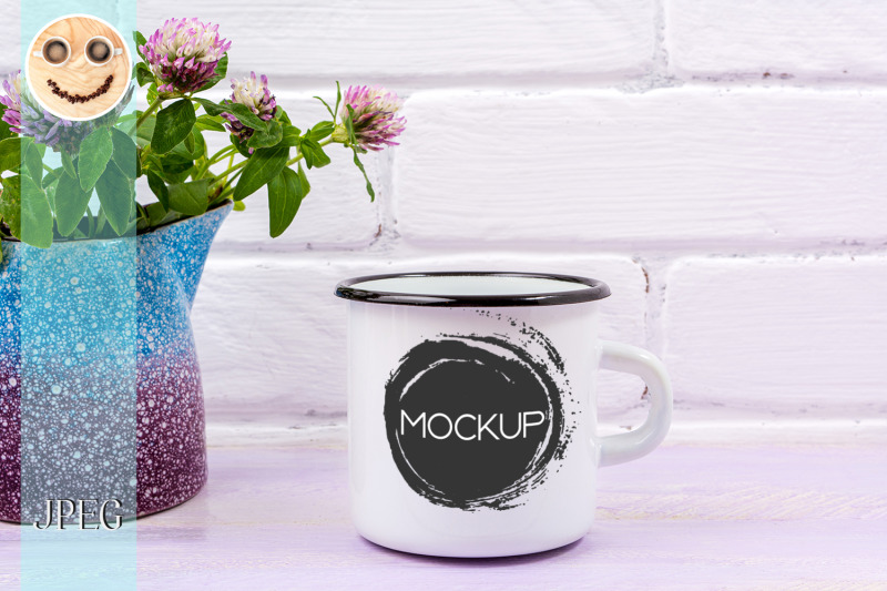 white-campfire-enamel-mug-mockup-with-pink-clover