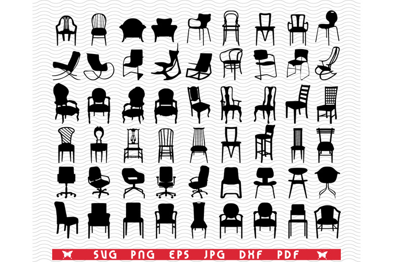 svg-chairs-armchairs-black-silhouettes-digital-clipart