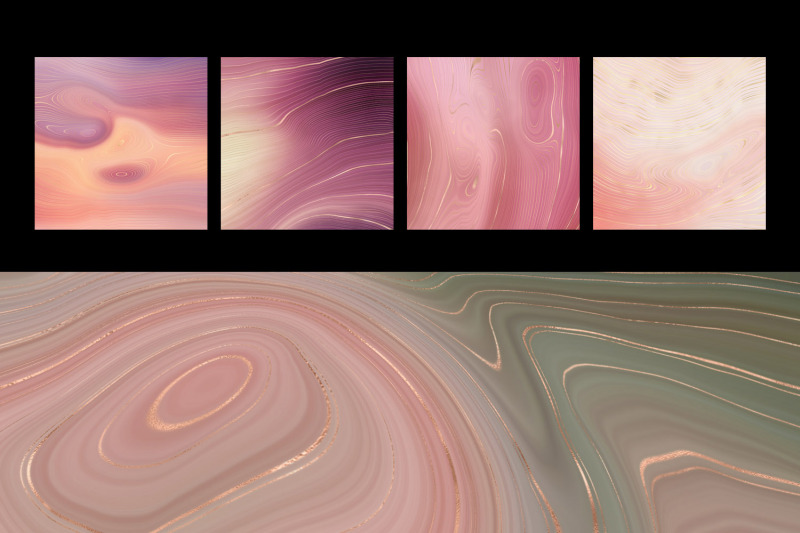 rose-earth-strata-agate-geode-textures