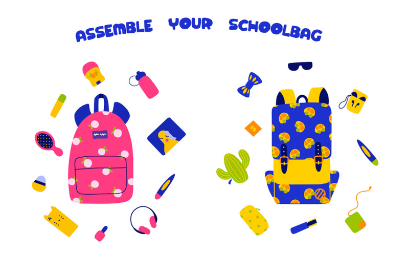 back-to-school-cute-characters