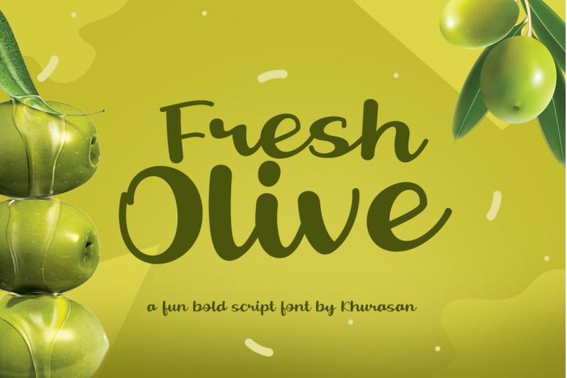 fresh-olive