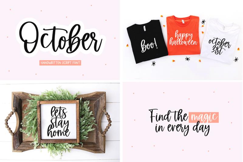 handwritten-font-bundle-almost-autumn