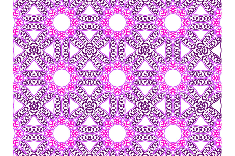 pattern-abstract-purple-color-design