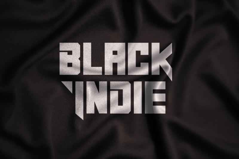 black-indie