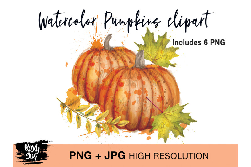 watercolor-pumpkin-clipart