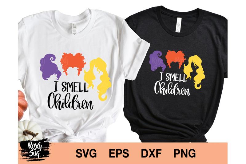 i-smell-children-svg