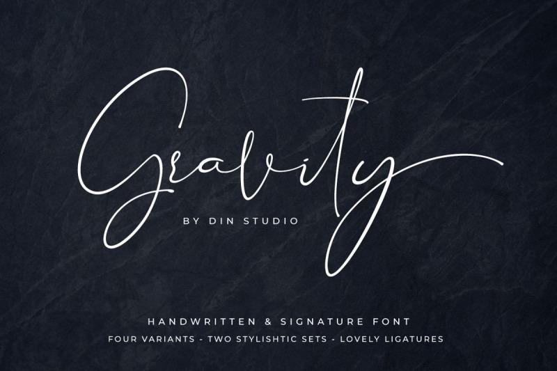 gravity-handwritten-amp-signature