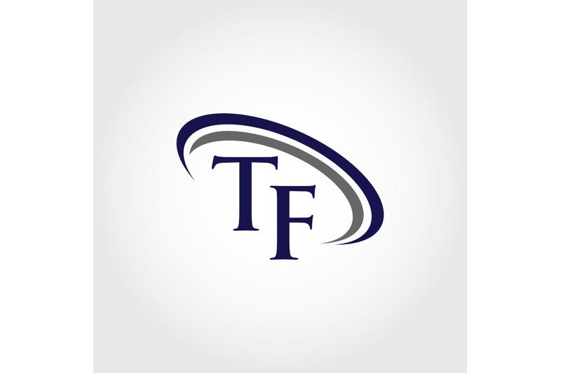 monogram-tf-logo-design