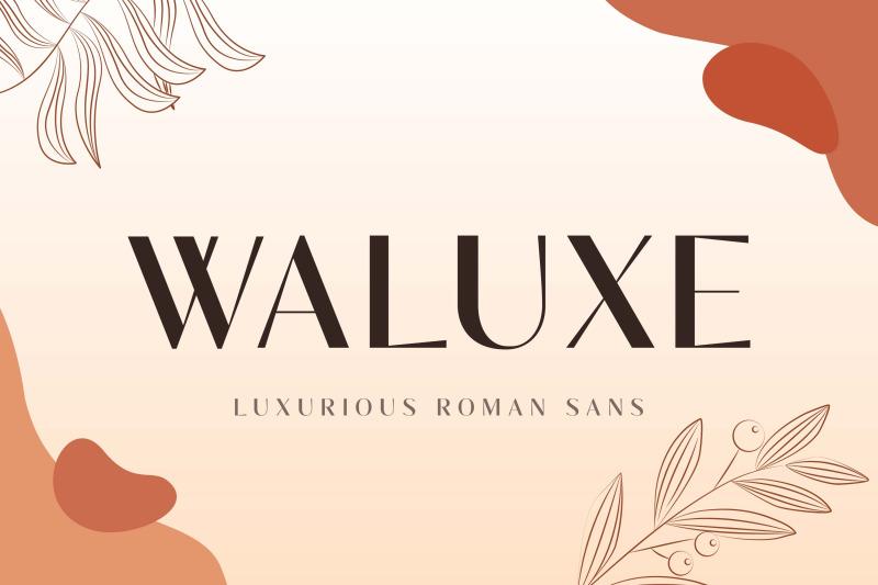 waluxe