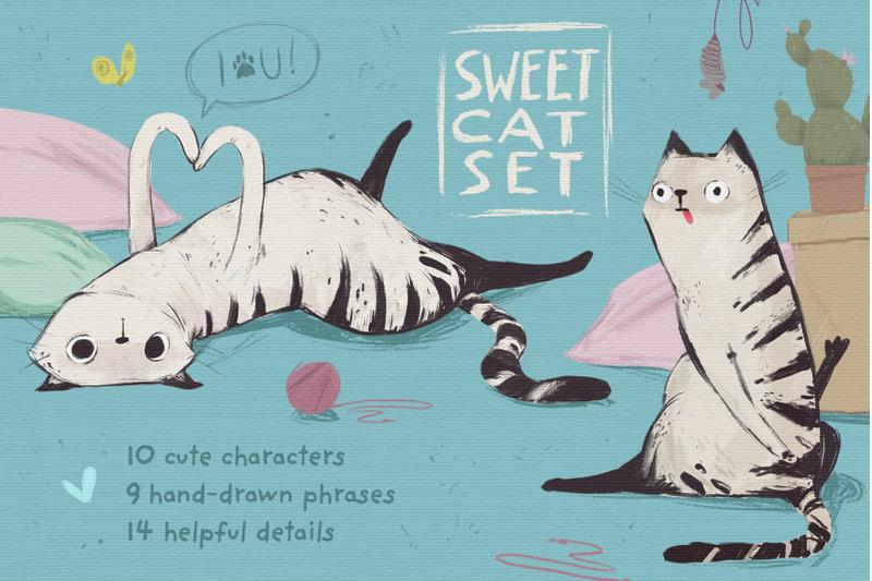 sweet-cat-set