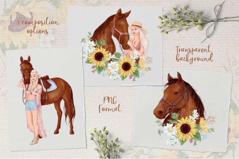 romantic-horse-story