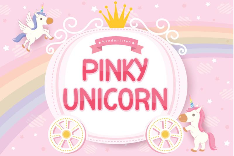 pinky-unicorn