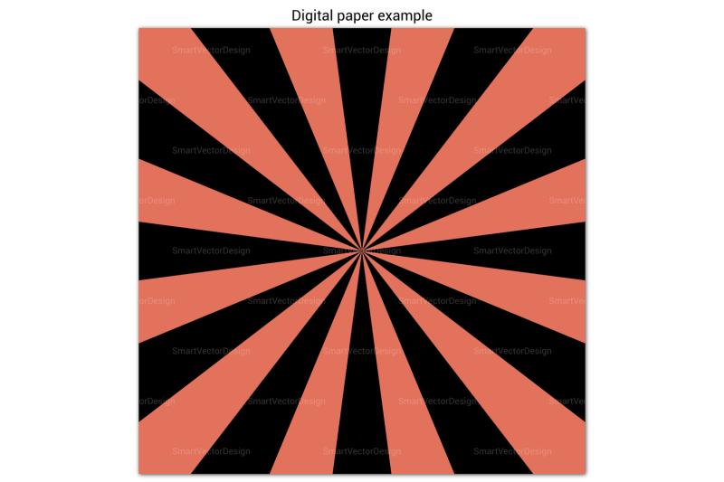 sunburst-digital-paper-250-colors-on-bg