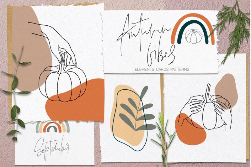 autumn-vibes-line-art