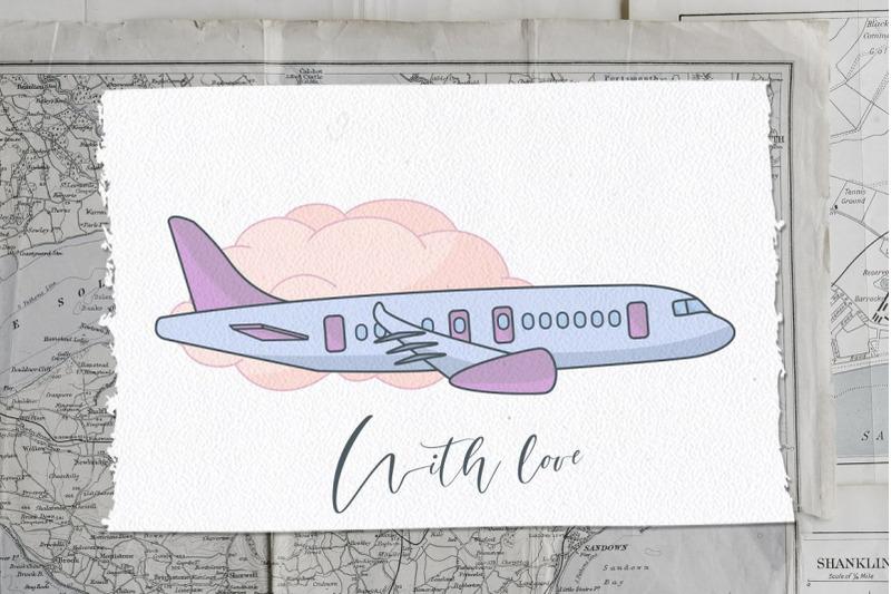 let-039-s-travel-travel-illustrations