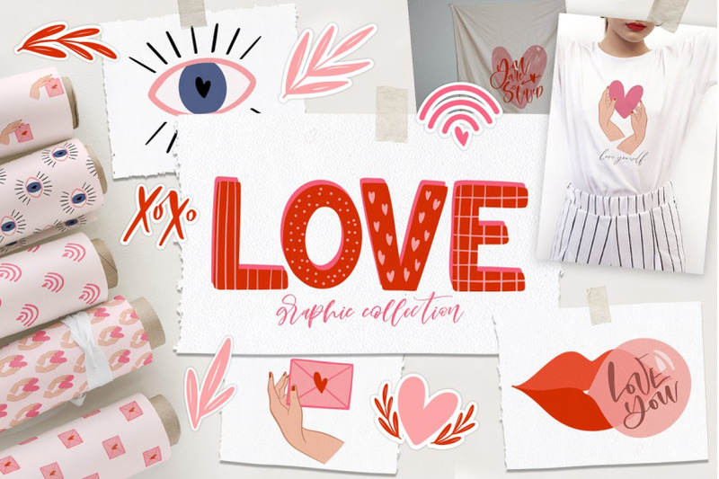 love-graphic-collection