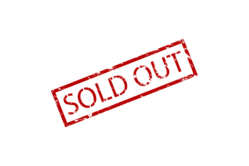 sold-out-rubber-stamp