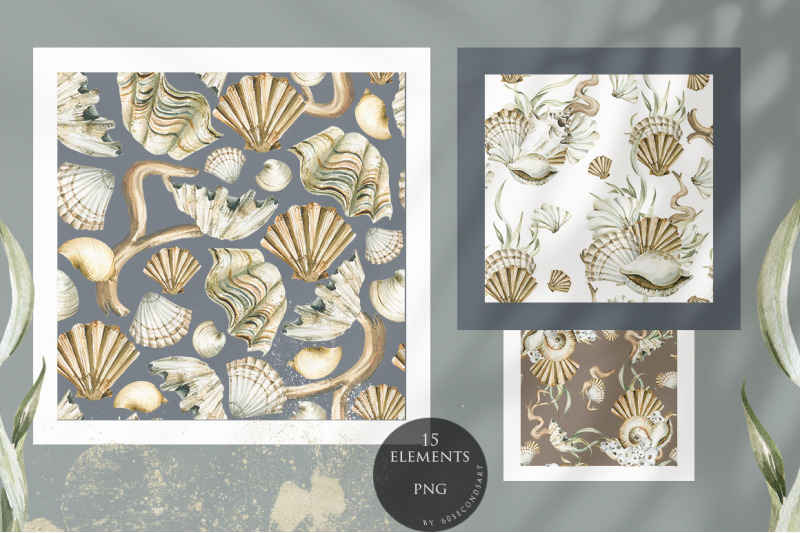 underwater-patterns-watercolor-collection