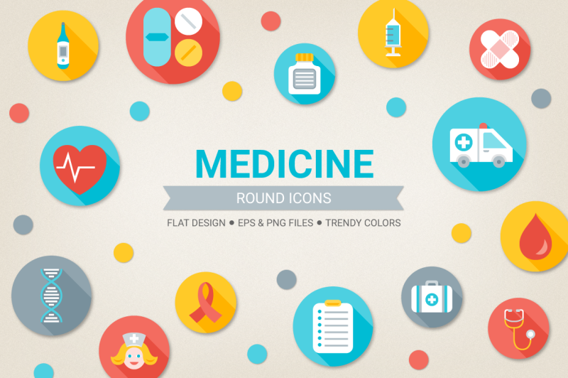 round-medical-icons