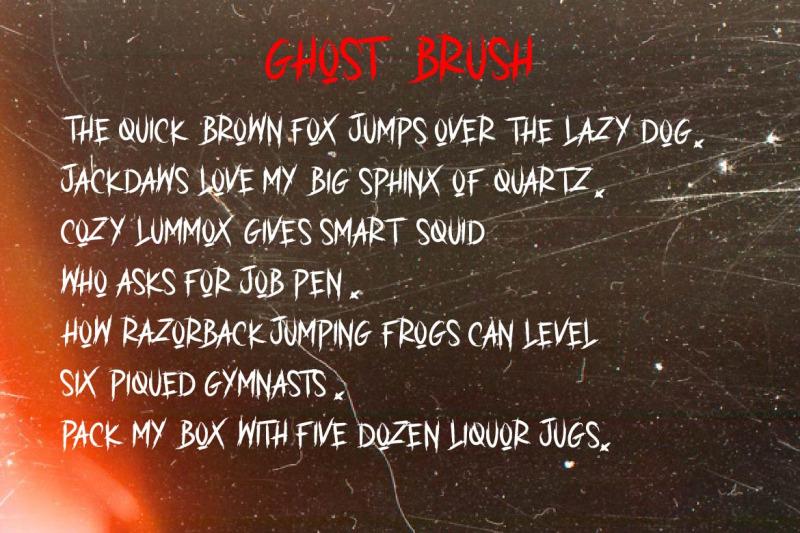 ghost-brush