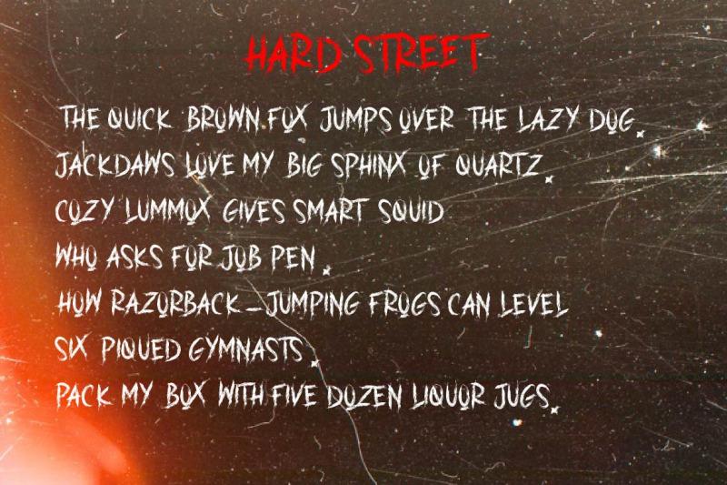hard-street