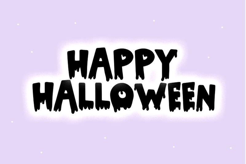 yikes-a-dripping-halloween-font
