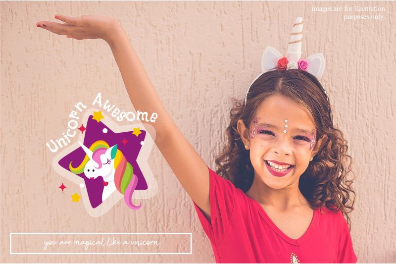unicorn-awesome-vector-eps-10