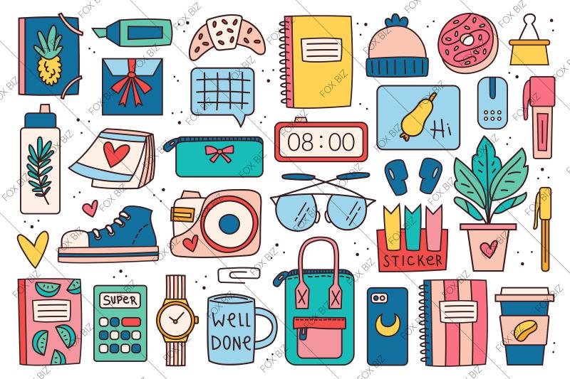 back-to-school-office-stationery-svg-png-eps-jpeg